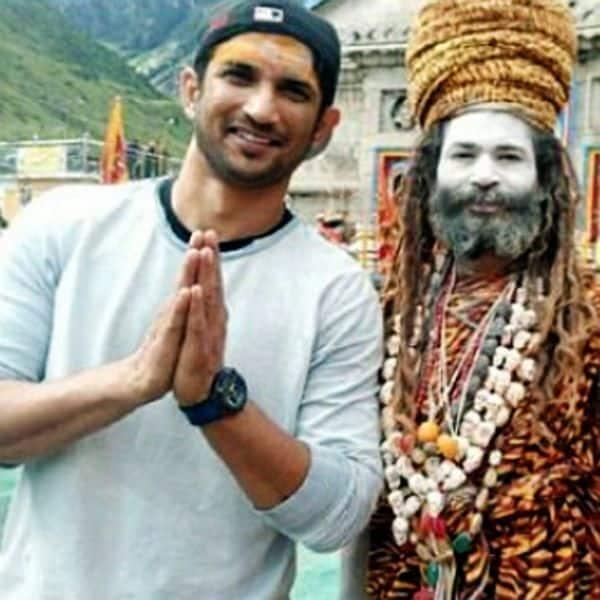 केदारनाथ पहुंचकर खुशी से फूले नहीं समाए थे सुशांत सिंह राजपूत