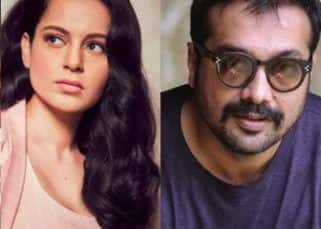 Anurag Kashyap REFUTES Kangana Ranaut's claim that someone forced her to take drugs, says, 'I've seen her do things when she was low on confidence'