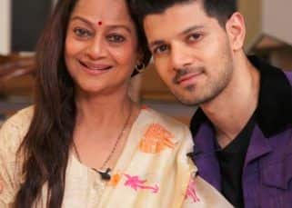 Suraj Pancholi's mother Zarina Wahab was put on oxygen support in a Mumbai hospital after being admitted due to COVID-19