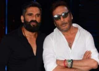 Suniel Shetty celebrates 45 years of his friendship with Jackie Shroff with a FRIENDS bgm - watch video
