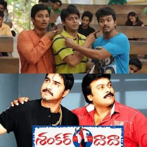 From Nanban to Shankar Dada MBBS: 5 South films inspired from Bollywood blockbusters