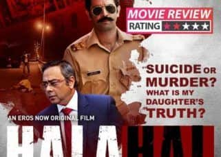 Halahal movie review: Barun Sobti and Sachin Khedekar's noir thriller has its moments, but is saddled by too much melancholy