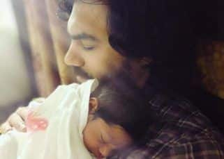 Gaurav Chopra's adorable lullaby for his little prince will leave you emotional