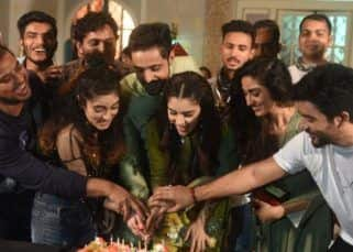 Ishq Subhan Allah: Adnan Khan and Eisha Singh bid an emotional goodbye to the show — view pics