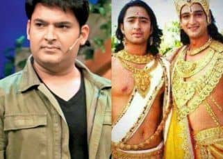 The Kapil Sharma Show: Kapil Sharma invites the Mahabharat cast on set; netizens demand the return of Shaheer Sheikh, Sourabh Raaj Jain's show