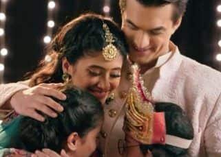 Yeh Rishta Kya Kehlata Hai: Mohsin Khan and Shivangi Joshi aka Kartik and Naira plan a Ramleela skit for kids – view pics