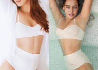 Does anybody look better in white lingerie than Neha Sharma? — view pics