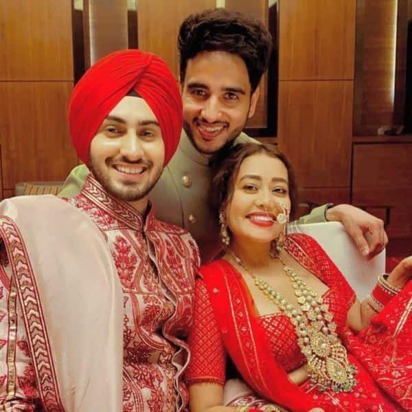 #NehuDaVyah: 25 of the best INSIDE pics and videos from Neha Kakkar And Rohanpreet Singh's wedding that will melt your heart