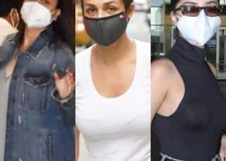 Spotted: Kareena Kapoor chills at home, Malaika Arora has a mommy's day out, Tara Sutaria turns heads