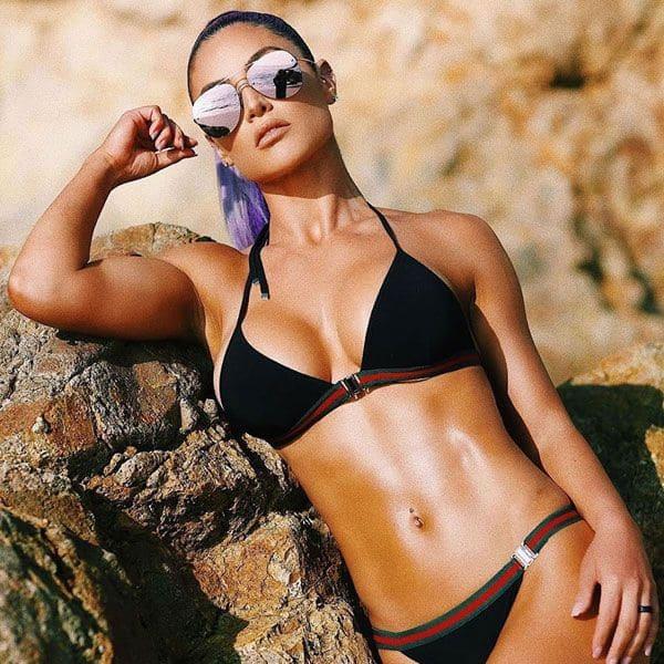 WWE wrestler Eva Marie