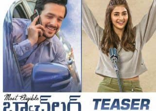 Most Eligible Bachelor teaser: Akhil Akkineni and Pooja Hegde's romance looks too tried and tested