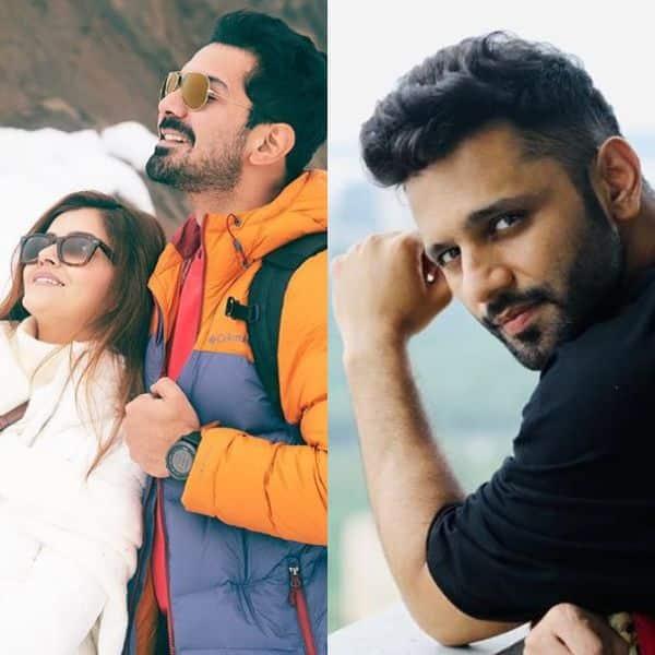 Bigg Boss 14: Did Rahul Vaidya sing Jiska Pati Nalla for Abhinav Shukla leaving Rubina Dilaik fuming inside the house? — watch video
