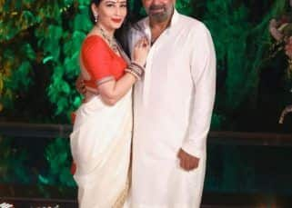 Maanayata Dutt puts up a loved-up Dussehra post for husband Sanjay Dutt; says, 'There is truly no one like you Sanju'