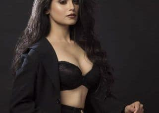 5 racy pics of Ram Gopal Varma's 'Dangerous' heroine, Naina Ganguly, that are too hot to handle