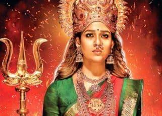 Mookuthi Amman trailer: Goddess Nayanthara's devotional comedy vaguely reminds us of Paresh Rawal-Akshay Kumar's Oh My God