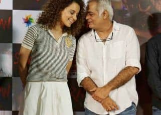 Hansal Mehta on his equation with Kangana Ranaut: We haven't spoken for long, I have no ill feelings