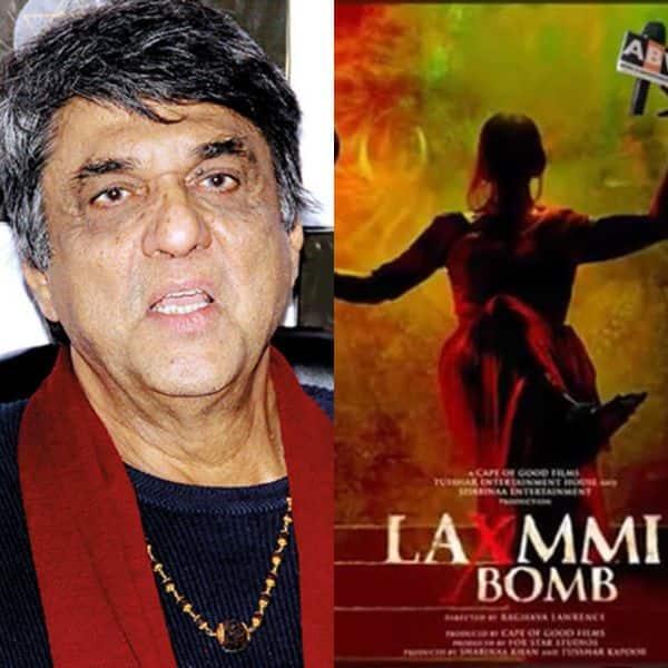 Mukesh Khanna on title change of Akshay Kumar and Kiara Advani starrer Laxmii: It will be an example in history