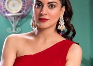 Kundali Bhagya actress Shraddha Arya looks drop-dead gorgeous in a red gown — view pics