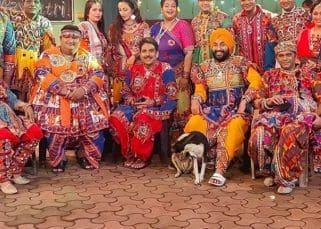 Taarak Mehta Ka Ooltah Chashmah: Gokuldham society celebrates Navratri amidst coronavirus scare – view pics