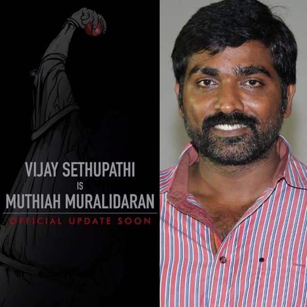 Vijay Sethupathi Muthiah Muralidharan 800