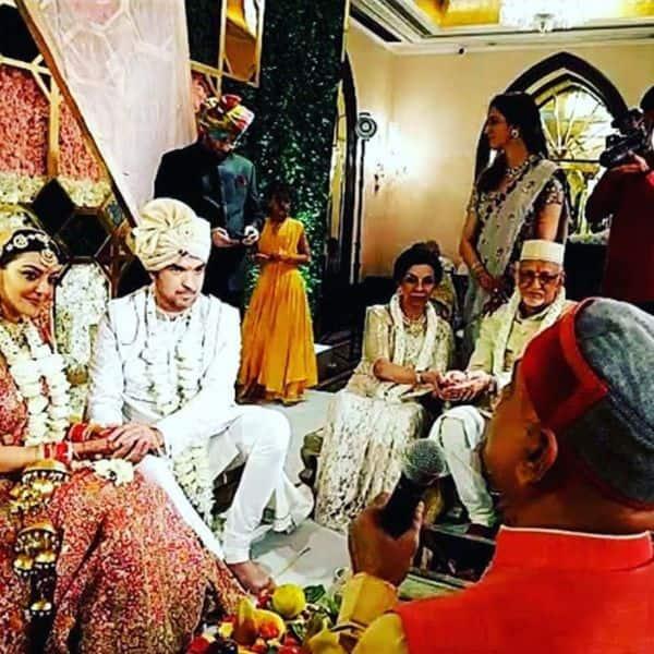 काजल अग्रवाल की शादी में गिनेचुने मेहमान हुए शामिल
