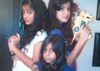 Happy birthday, Ananya Panday: 10 childhood pics of the SOTY2 actress with besties Suhana Khan, Janhvi Kapoor and dad Chunky Panday