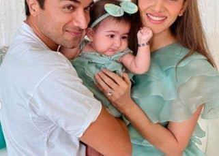 Smriti Khanna and Gautam Gupta's six-month birthday celebrations for baby Anayka are all things cute