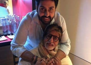 Abhishek Bachchan responds to reports of Amitabh Bachchan being hospitalised after suffering an injury