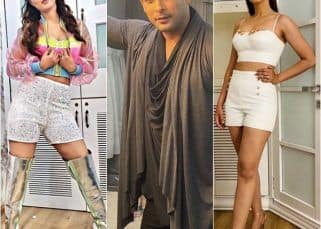 Bigg Boss 14: Sidharth Shukla, Hina Khan and Gauahar Khan share their grand premiere looks