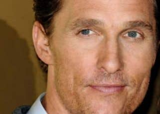 Matthew McConaughey's father had died from a fatal heart attack while having sex