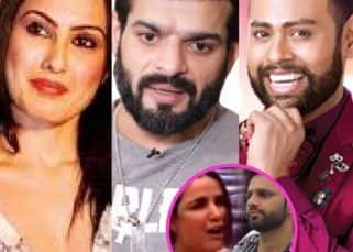 Bigg Boss 14: Karan Patel, Kamya Panjabi and VJ Andy REACT to Jasmin Bhasin and Rahul Vaidya's fight