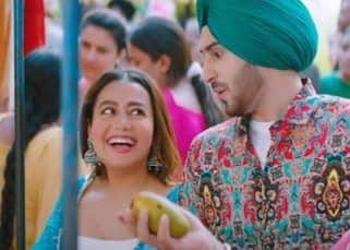 Nehu Da Vyah song: Neha Kakkar and Rohanpreet Singh recreate their real-life romance in a cute Punjabi melody
