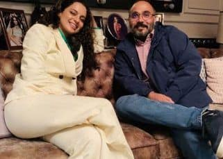 Kangana Ranaut hosts dinner evening for Tejas director Sarvesh Mewara; calls him 'bundle of serious talent'