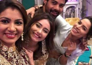 Kumkum Bhagya's Shikha Singh Shah on working with Sriti Jha and Shabir Ahluwalia: Both are amazing human beings who make everyone comfortable