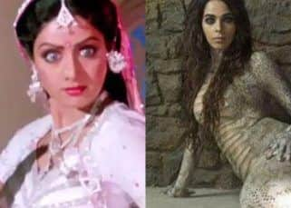 From Sridevi to Mallika Sherawat — 8 actresses who essayed Naagins on the silver screen