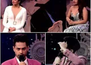 Bigg Boss 14: Shardul Pandit's 'godi mein ake baithi' jibe at Naina Singh angers Shefali Jariwala, who calls him 'vulgar and cheap'