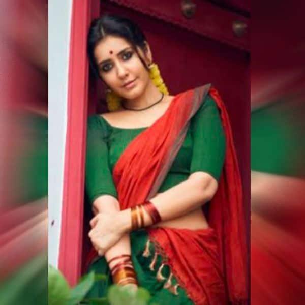 तमिल-तेलुगु फिल्मों की रानी हैं राशि खन्ना