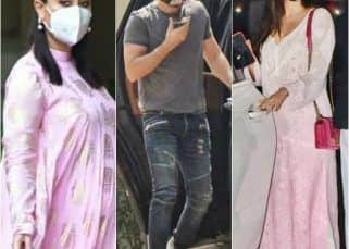 Spotted: Pregnant Kareena Kapoor, Saif Ali Khan look regal, newlyweds Neha Kakkar-Rohanpreet and Nora Fatehi mesmerise the crowd at airport