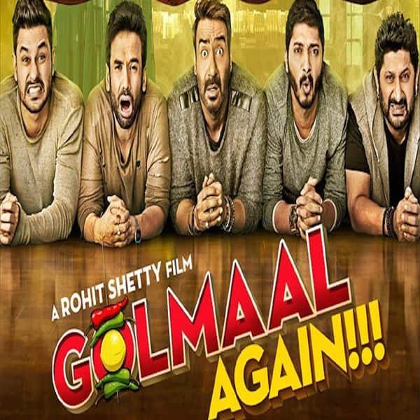 गोलमाल अगेन (2017)