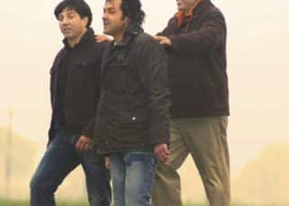 Apne 2: 3 generations of Deols — Dharmendra, Sunny Deol, Bobby Deol and Karan Deol come together for the sequel; director Anil Sharma also returns