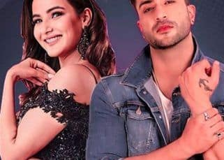 Bigg Boss 14: Aly Goni helps Jasmin Bhasin fix her gown for Weekend Ka Vaar; fans scream BFF goals