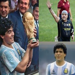 अलविदा लीजेंड: अर्जेंटीना फुटबॉलर डिएगो मैराडोना की मौत से बॉलीवुड सन्न, स्टार्स ने यूं दी श्रद्धांजलि