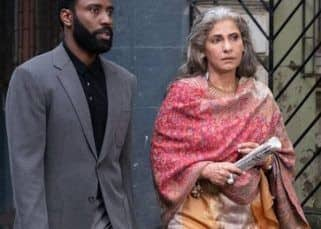 Dimple Kapadia on Christopher Nolan's Tenet: I have to see it three times more to completely understand