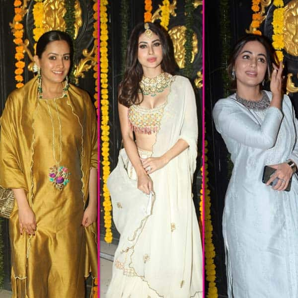 Diwali with the stars