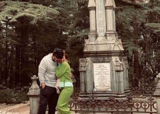 Malaika Arora and Arjun Kapoor's romantic picture from Dharamshala is all heart