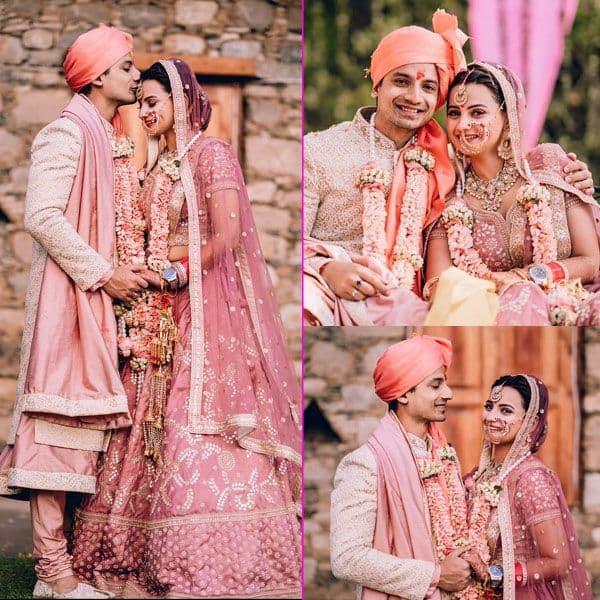 प्रियांशु पैन्यूली ने वंदना जोशी संग की शादी