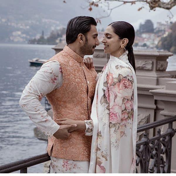 Deepika Padukone and Ranveer Singh - Italy