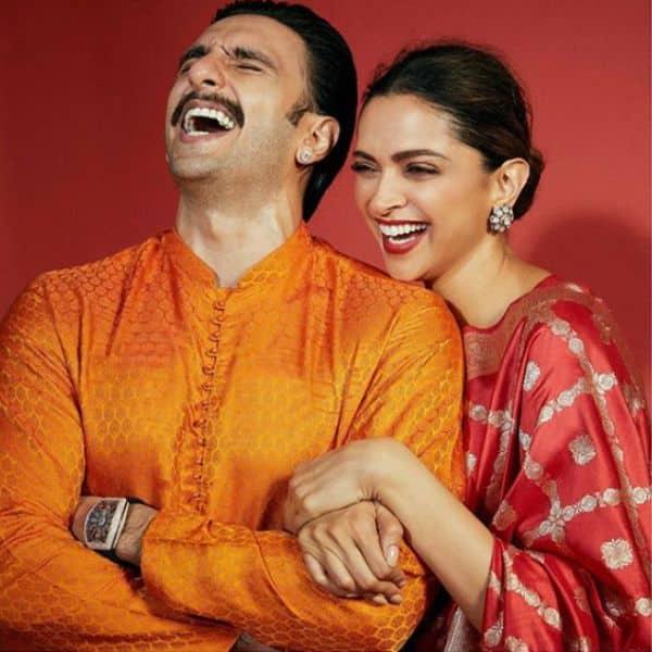 रणवीर सिंह-दीपिका पादुकोण (Ranveer Singh and Deepika Padukone)