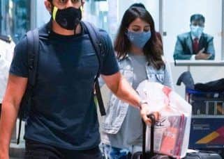 Samantha Akkineni and Naga Chaitanya are back in the bay after a relaxing vacation in the Maldives – view pics