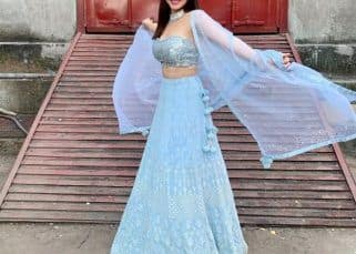 Kundali Bhagya actress Shraddha Arya is like a Disney-princess in her latest photoshoot